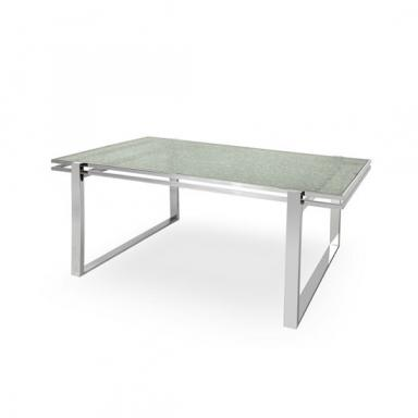 Scandinavia furniture metairie new orleans louisiana offers contemporary modern furniture for Geo glass coffee table