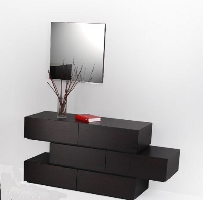 Charmant Scandinavia Furniture Metairie New Orleans Louisiana Offers Contemporary U0026 Modern  Furniture For Your Living Room   CELLINI   ATLANTIC WENGE DOUBLE DRESSER ...